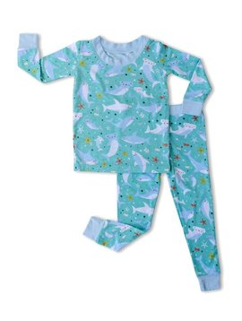 Little Sleepies Sharks Soiree Pajama