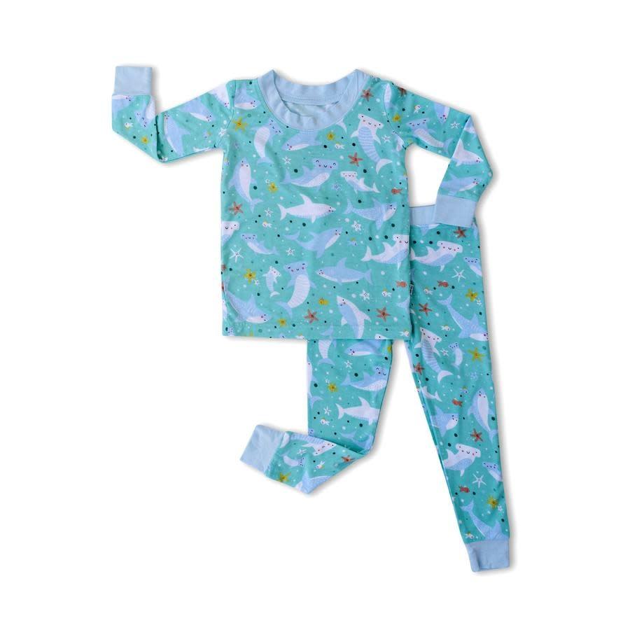 Little Sleepies Sharks Soiree Pajama