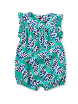 Tea Collection Butterfly Kaleidoscope Romper
