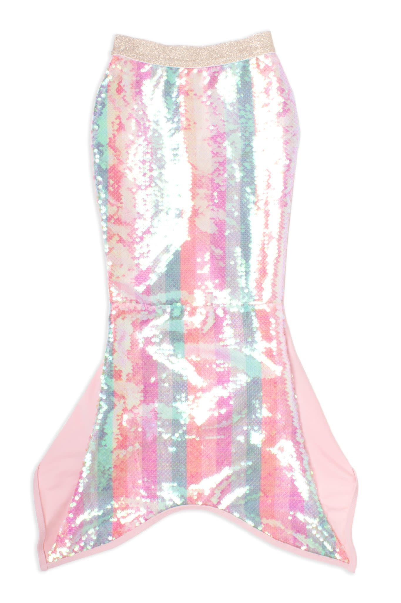 Shade Critters Pastel Sequin Mermaid Tail