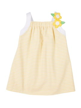 Florence Eiseman Yellow Stripe Sundress