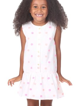 Duffield Lane Polka Dot Kinsley Dress
