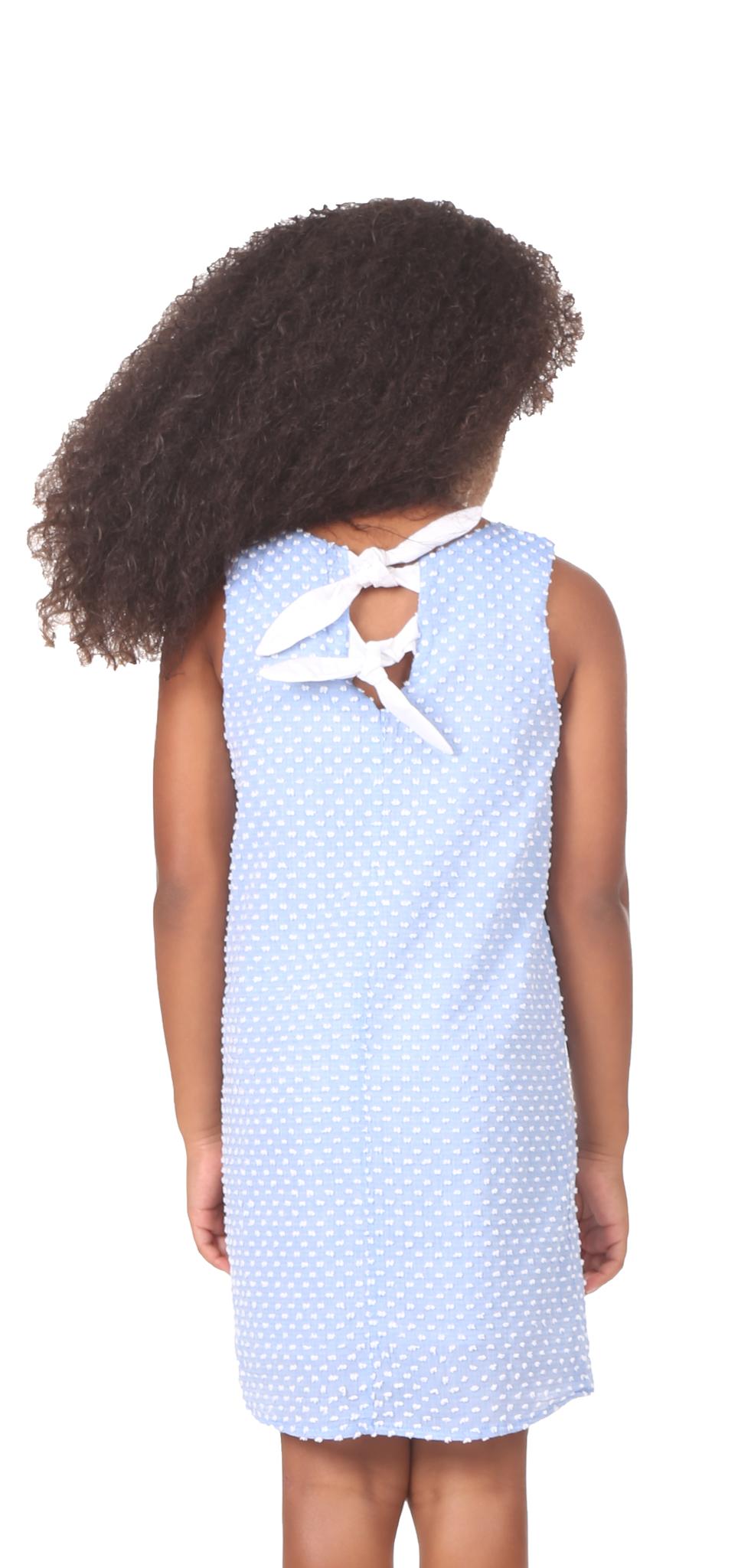 Duffield Lane Teza Tie Back Dress