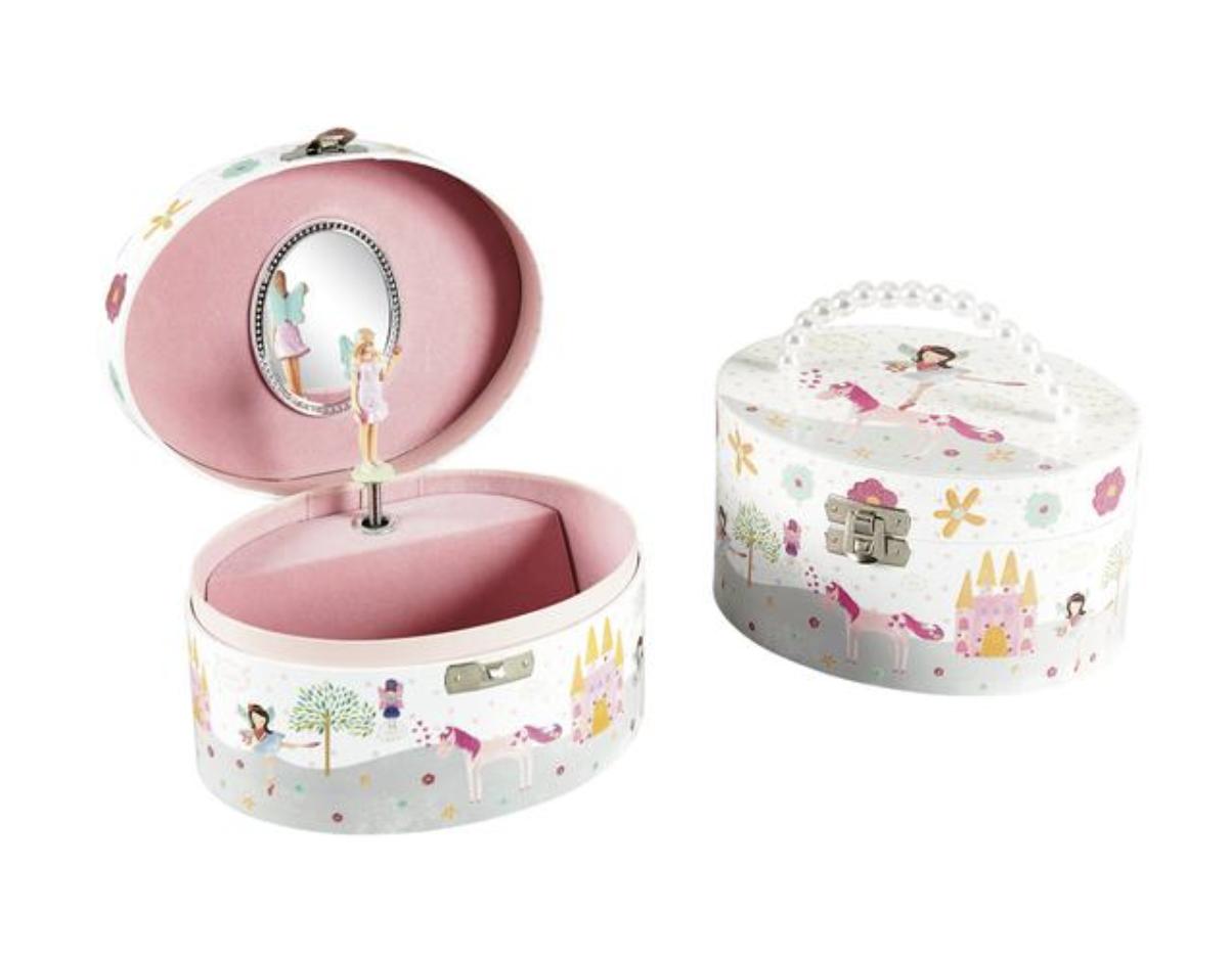 Floss & Rock Fairy Unicorn Jewelry Box