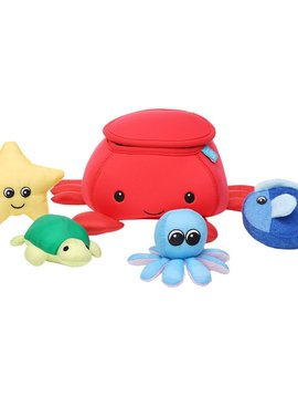 Manhattan Toy Co Crab Fill & Spill