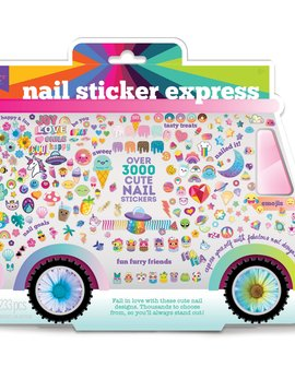 Ann Williams Craft-Tastic Nail Sticker Express