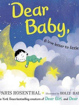 HarperCollins Dear Baby Book