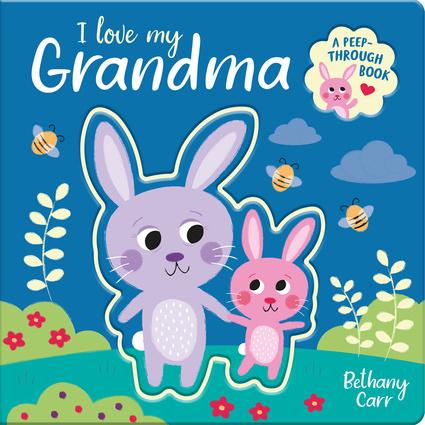 IPG I Love my Grandma Book