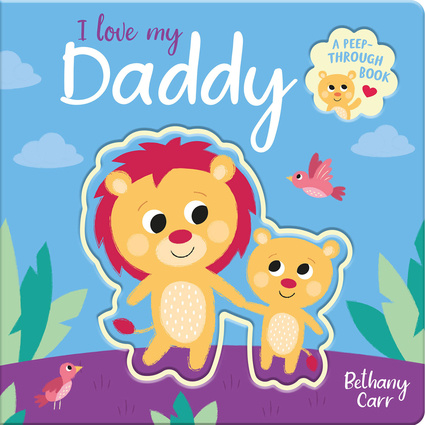 IPG I Love my Daddy Book