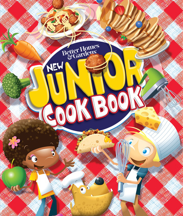 IPG Junior Cook Book