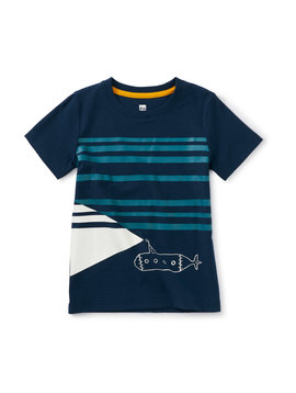Tea Collection Glow in the Dark Submarine Tee