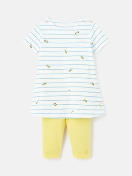 Joules Christina Bee Dress Set