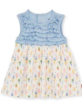 Magnificent Baby Ice Ice Cream Baby Dress
