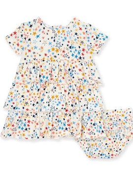 Magnificent Baby Starburst Modal Dress Set