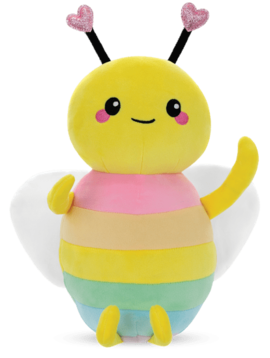 Iscream Bumble Bee Plush
