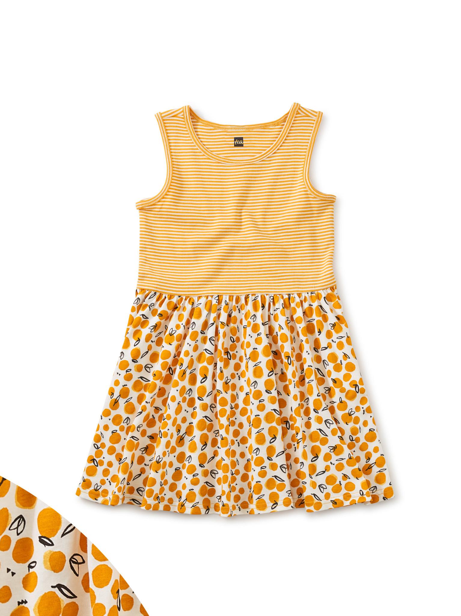 Tea Collection Tangy Mix Print Dress