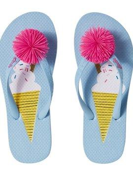 Joules Ice Cream Flip Flop