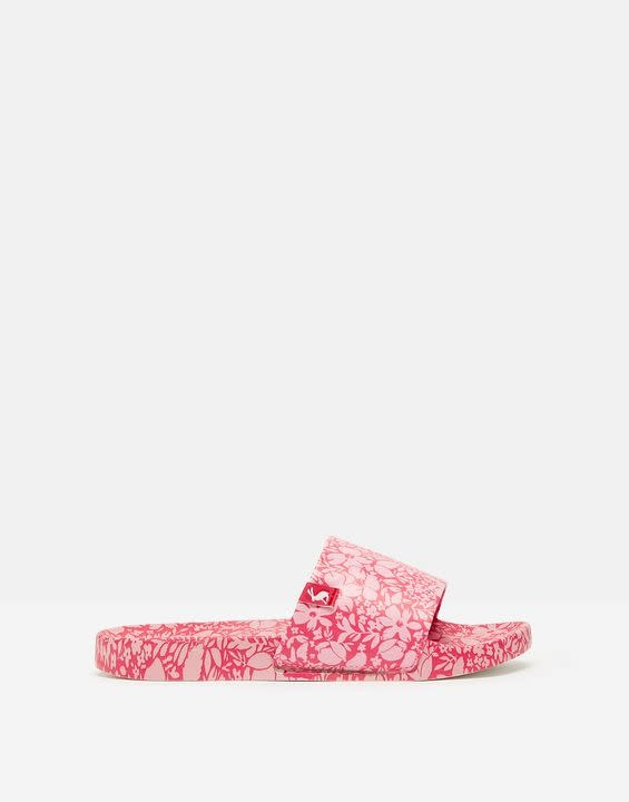 Joules Red Ditsy Poolside