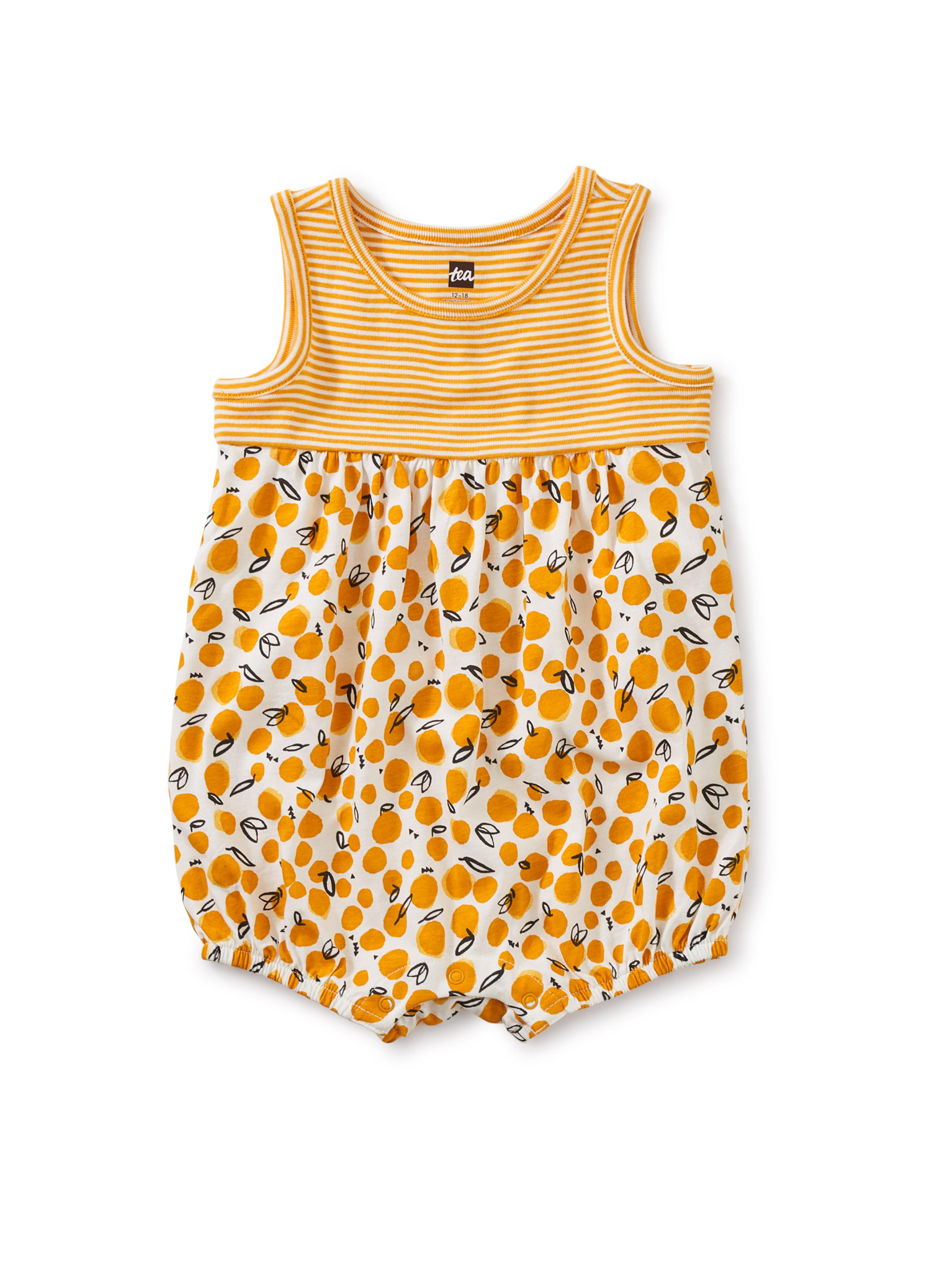 Tea Collection Mix Baby Romper