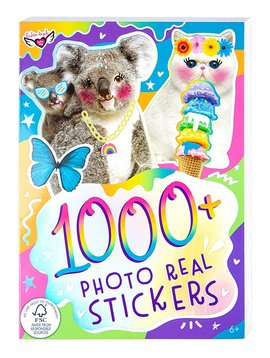 Fashion Angels 1000+ Photo Real Stickers