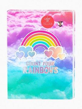 Fashion Angels Rainbow Lightup Book