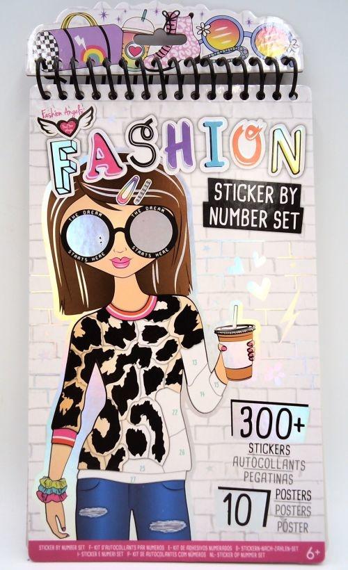 Fashion Angels Fashion Sticker by Number