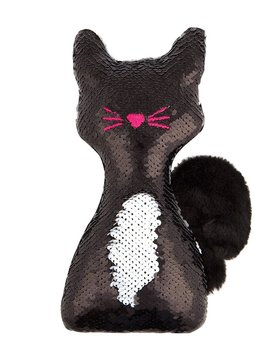 Fashion Angels Sequin Tuxedo Kitty
