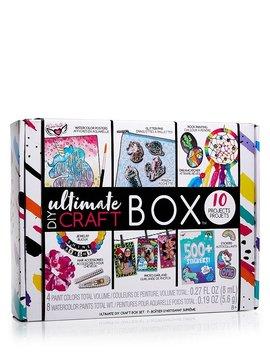 Fashion Angels Ultimate D.I.Y. Craft Box