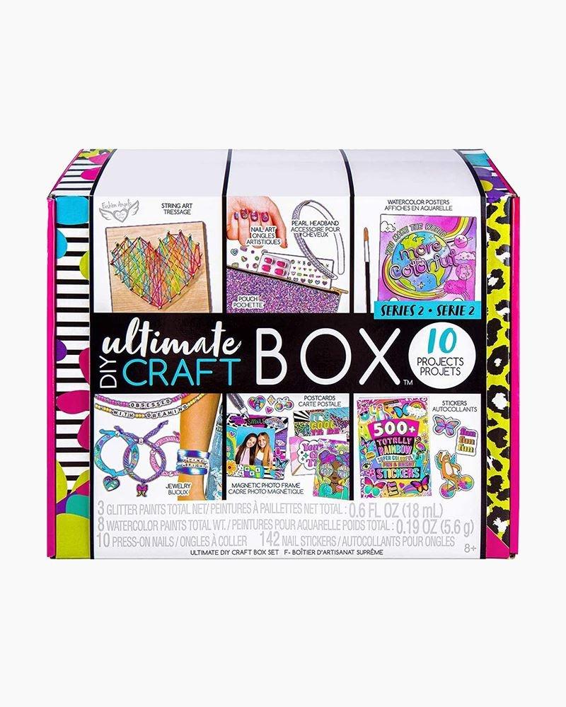 Fashion Angels Ultimate D.I.Y. Craft Box Series 2