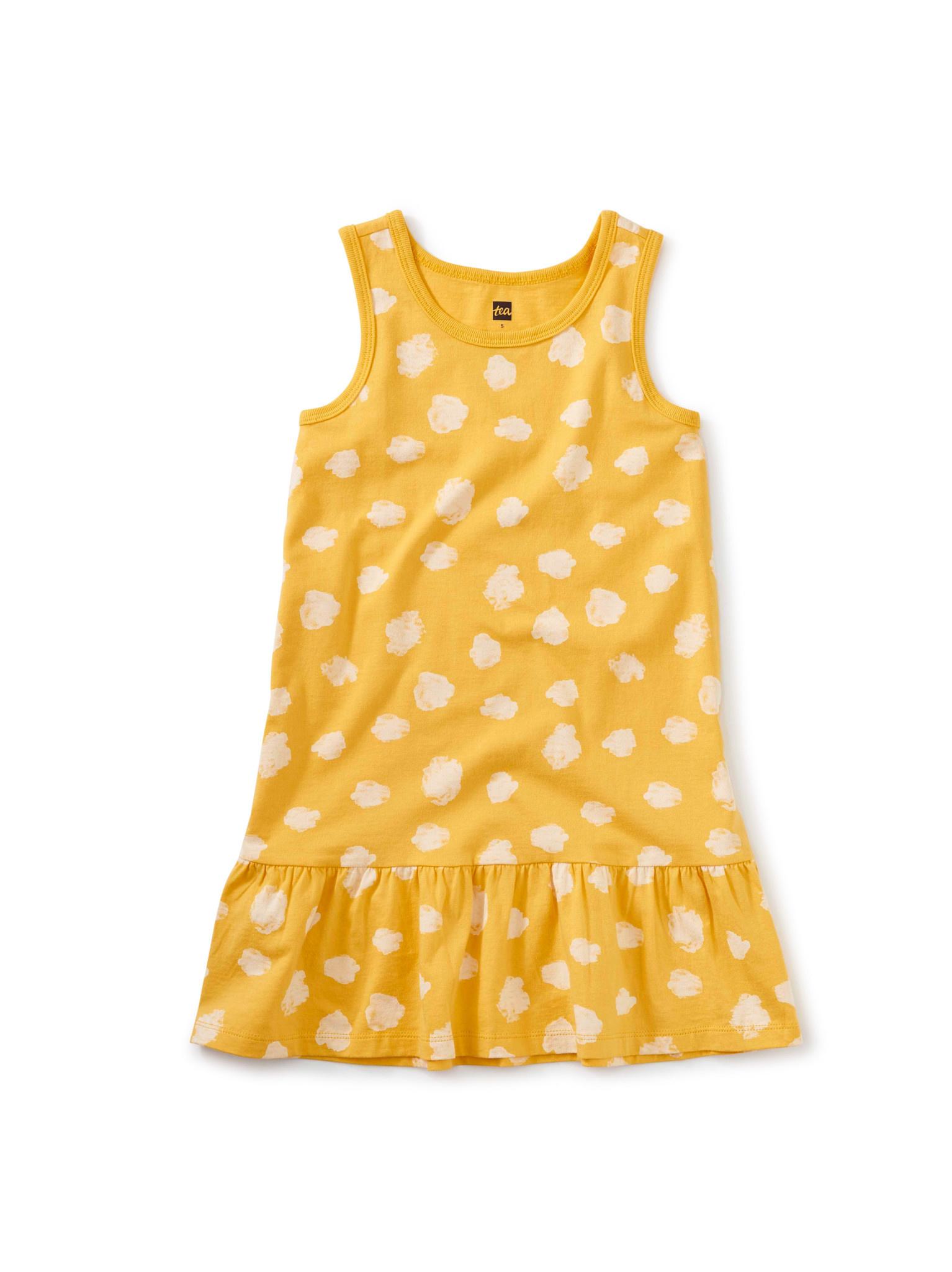 Tea Collection Polka Dots Del Sol Tank Dress