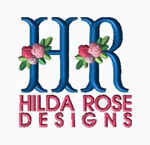 Hilda Rose Monogramming