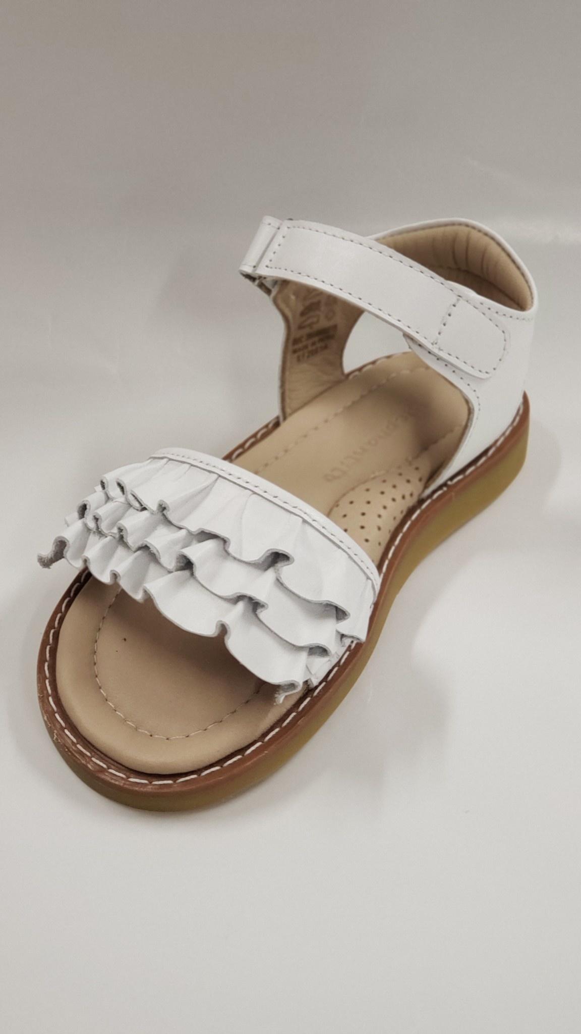 Elephantito White Flamenco Sandal
