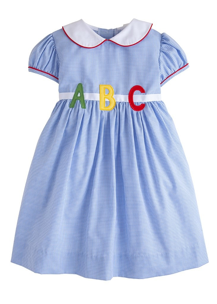 Little English Marisa ABC Dress