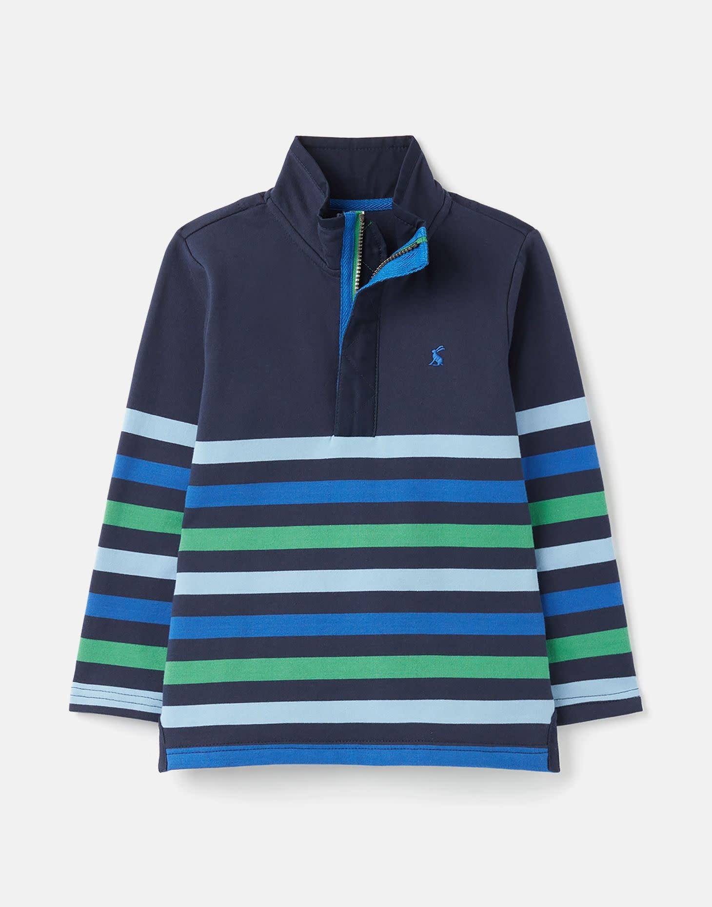 Joules Captain 1/2 Zip Sweatshirt