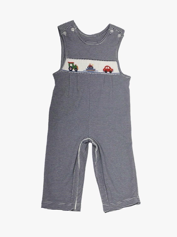 Petit Bebe Knit Striped Transport Longall