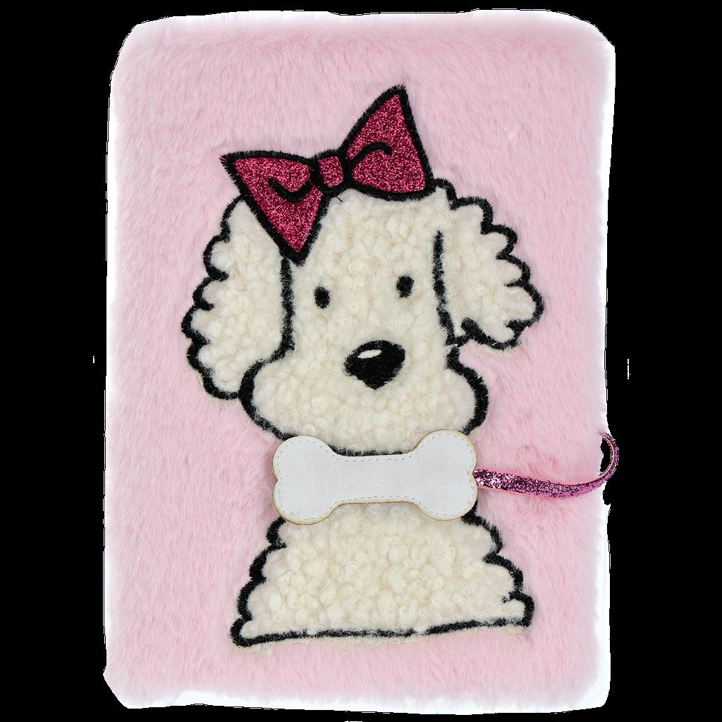 Iscream Puppy Love Furry Journal