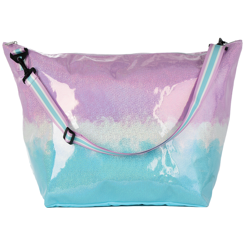 Iscream Ombre Sparkly Weekender Bag