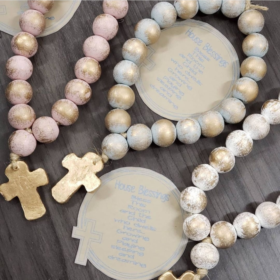 RKM Designs Blessing Beads