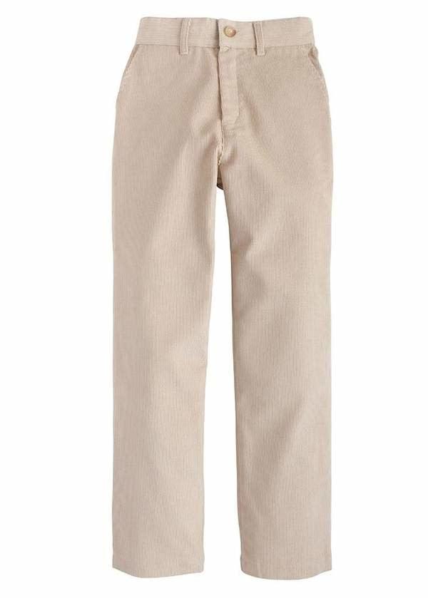 Little English Corduroy Classic Pant