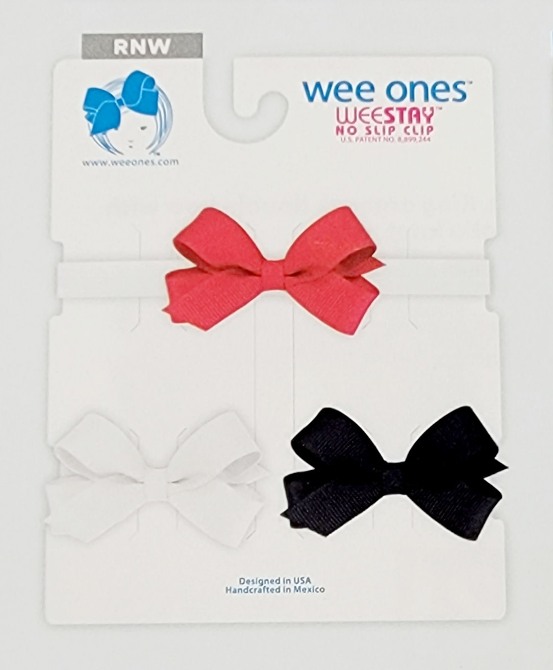 Wee Ones 3 Pack Tiny Bow