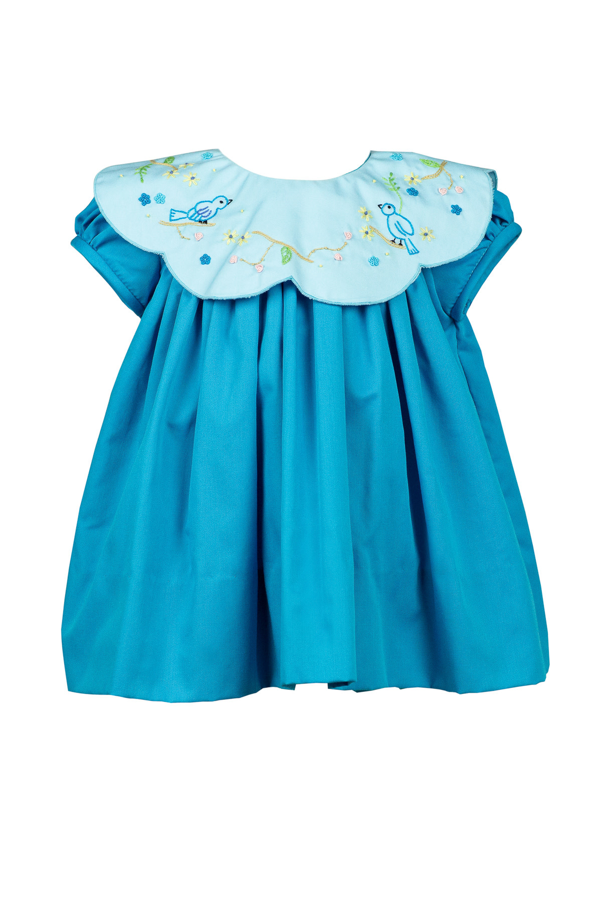 the proper peony Birdie Dress