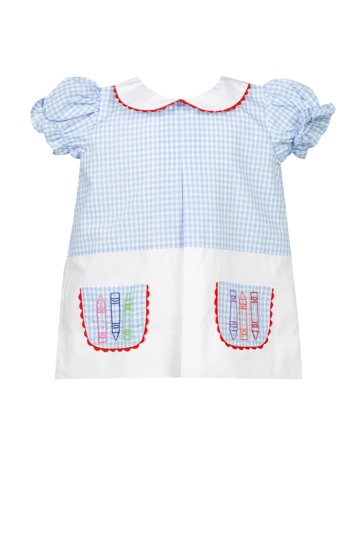 the proper peony Carter Crayon Dress