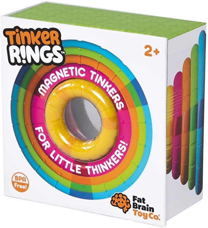 Fat Brain Toy Co Tinker Rings