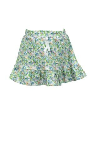 the proper peony Fall Floral Skirt