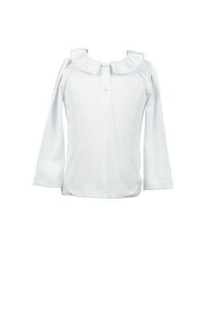 the proper peony Split Collar Shirt