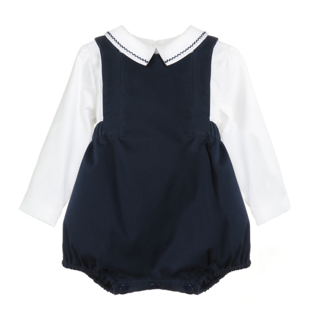 Sophie and Lucas Chinoise Boy Overall
