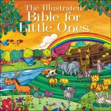 Harvest House Illustrated Bible for Little Ones