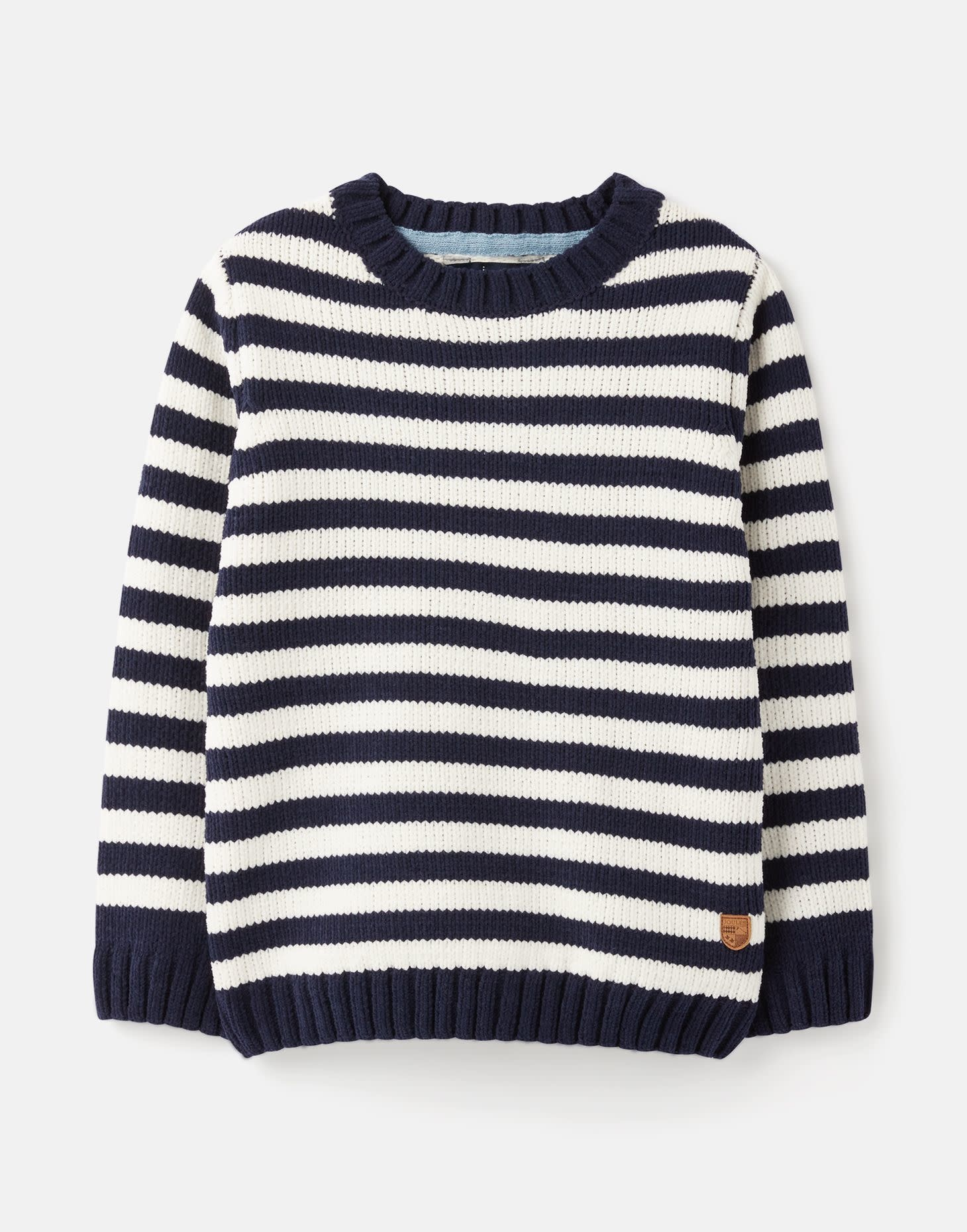 Joules Chenille Stripe Sweater