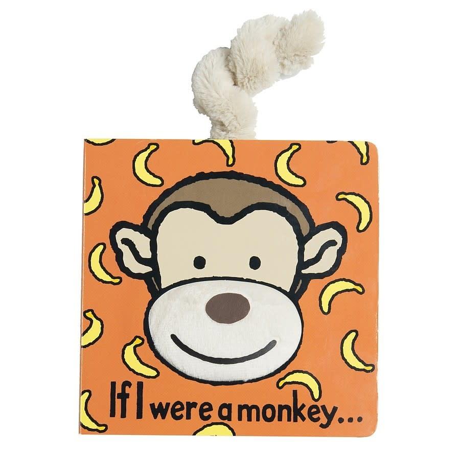 Jellycat If I Were a Monkey