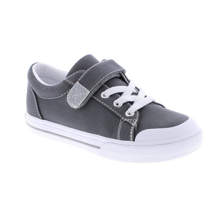 Footmates Gray Jordan Shoe
